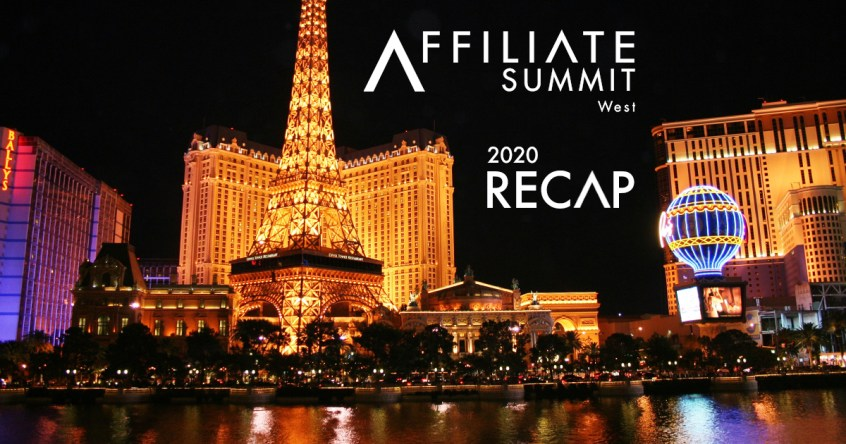 Affiliate Summit West 2020 Recap