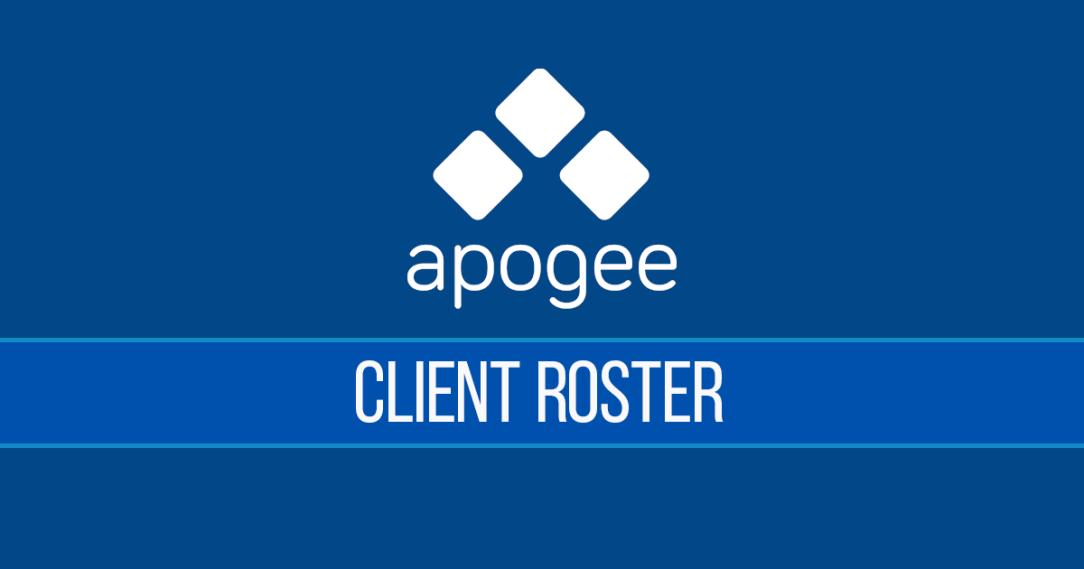 Apogee Affiliate Marketing Management