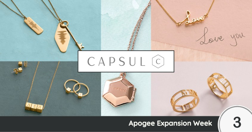 Join Capsul Jewelry | Affiliate Management by Apogee