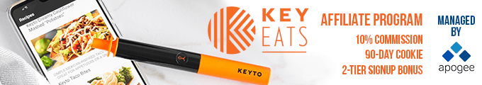 Key Eats Affiliate Program
