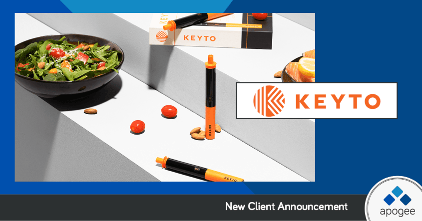 Join Keyto | Affiliate Program Managed by Apogee
