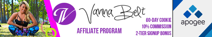 Join Vanna Belt | Affiliate Program Managed by Apogee