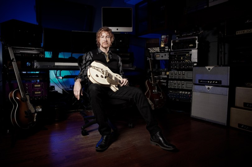 Lyle Workman - Film Composer, Session and Touring Musician - Apogee  Electronics