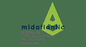 Mid Atlantic Office Graphic Green