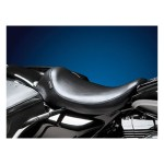 LePera, Silhouette solo seat. Smooth | 94-96 FLHR Road King (NU)