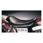 LePera, Silhouette solo seat. Smooth | 96-03 Dyna FXD, FXDLR (NU)