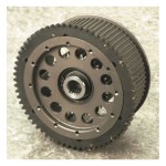 BDL REAR PULLEY 3 INCH, 8MM, 76T.   FITS 37-84 B.T.