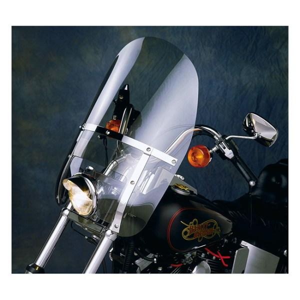 N.CYCLE, TOURING HEAVY DUTY WINDSHIELD   60-84 FL, FLH; 77-93 FLHS (NU)