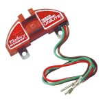 Mallory, 'Unilite' replacement ignition module, 12V | 36-69 OHV B.T.; 30-73 Flatheads; 52-70 XL. (With 12 volt electrical system)