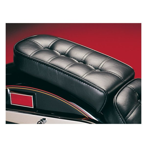 LePera, Cobra passenger seat. Pleated | 08-17 Softail with 150mm tire (fender mounted) (NU)