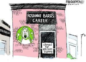 Roseanne Barr's Career