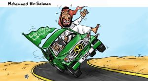 Waar is kroonprins Mohammed bin Salman van Saoedi Arabië?
