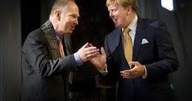 Ian Buruma en George Soros