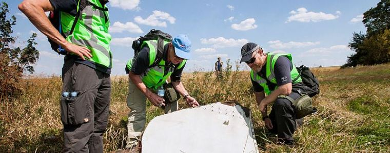 The Sinister Choreography Of The MH17 Probe To Smear Russia