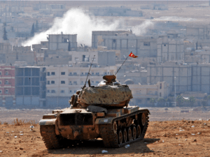 "US and Moscow ""Green Light"" Turkish Aggression in Northern Syria 