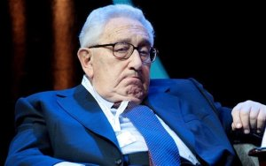 "Henry Kissinger says a ""pre-emptive attack"" against North Korea is a ""strong"" possibility"