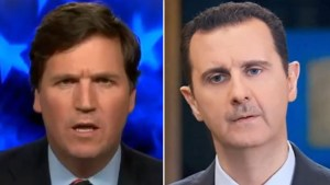 STUNNING Fox News segment. Tucker Carlson blows up the entire Syrian chemical weapons false flag (Video)