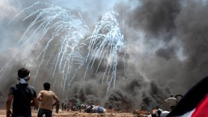 Israel uses live rounds in Gaza after US opens embassy in Jerusalem, 52 dead, THOUSANDS injured