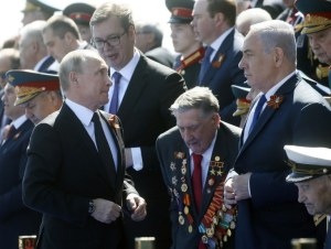 Netanyahu in Moscow for Victory Day: why did Putin invite him?