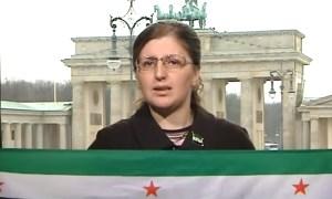 "Maysoun Berkdar de ""nep"" Syrische activiste, aangeklaagd in Duitsland – FREESURIYAH"