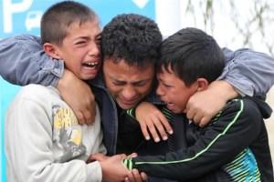 Vader van doodgeschoten jongen: 'De wereld kijkt zwijgend toe' – The Rights Forum
