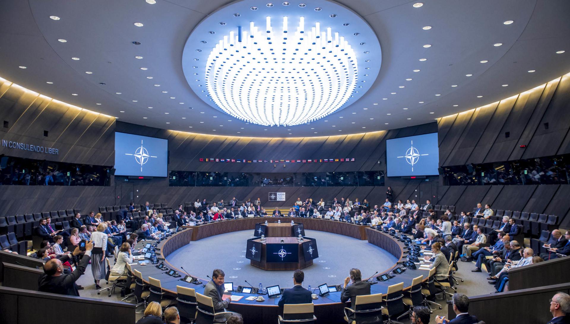 Nato drängt auf Beitritt von Georgien zur Osterweiterung