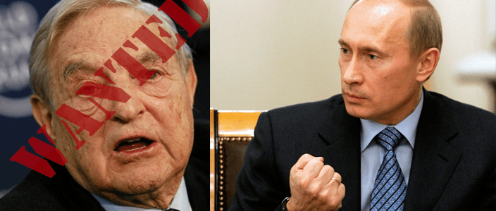 "Putin CRUSHES George Soros for all western ""leaders"" to see (Video)"