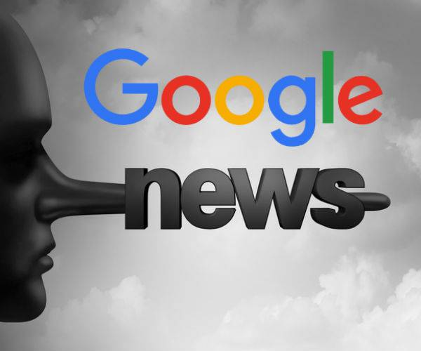 The Biggest 'Fake News' Producer Is … Google News