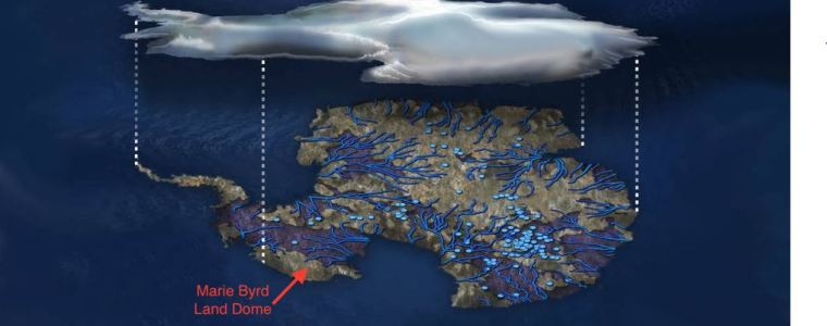 Volcanic Activity Melting Ice at the North & South Poles | Armstrong Economics