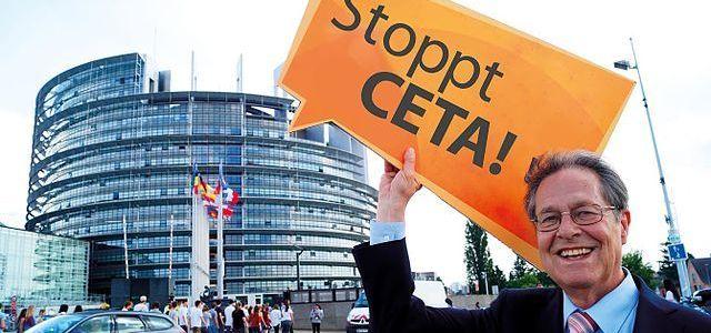 Merkel krijgt kiesdrempel niet voor verkiezingen Europees Parlement ingevoerd
