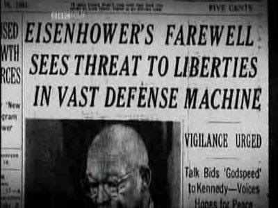 """""""If Only We'd Listened To Ike…"""" – Inside The Deep State"""