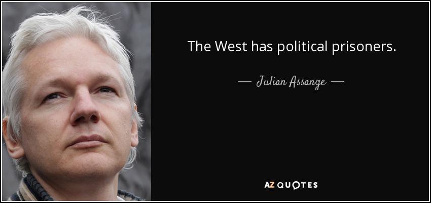 Het eindspel om Julian Assange – FREESURIYAH
