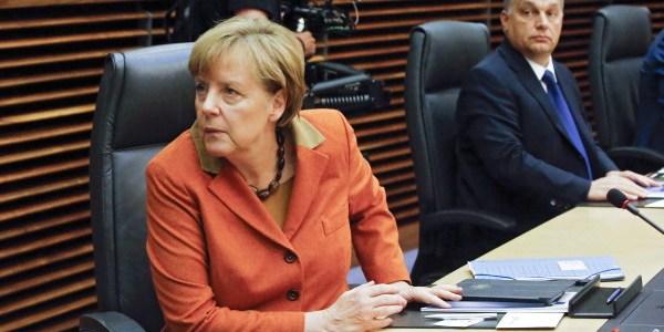 Orban droht mit Gründung einer Anti-Migranten-Partei für die EU