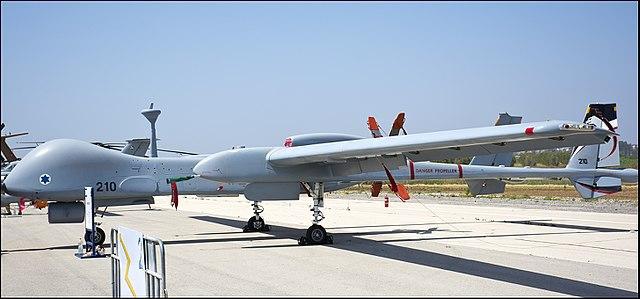 Duitsland huurt vijf Israëlische drones voor 1 miljard