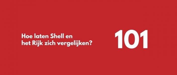 Elsevier: 'Shell is staat in de staat'