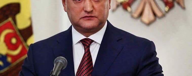 Moldavische regering houdt uitnodigingen voor president achter