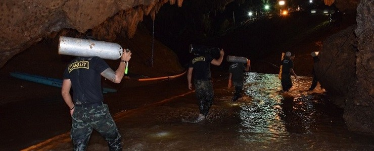 Thai Cave Rescue Highlights the Best/Worst in People | New Eastern Outlook