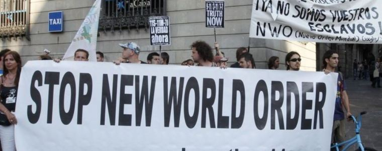 Majority Of Russians Believe Shadowy Global Government Exists