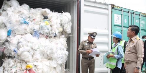 Müllimporte: Jetzt sagt auch Thailand «Nein»