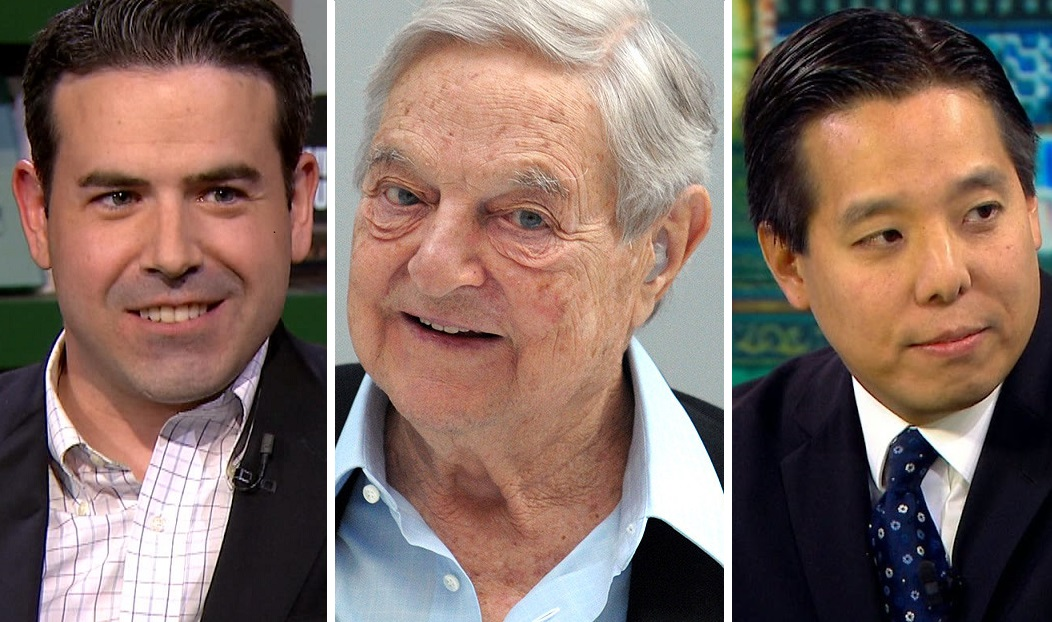 """Soros-Linked Nonprofit Led By Clinton & Obama Alum Spending Millions To """"Stop"""" Kavanaugh"""
