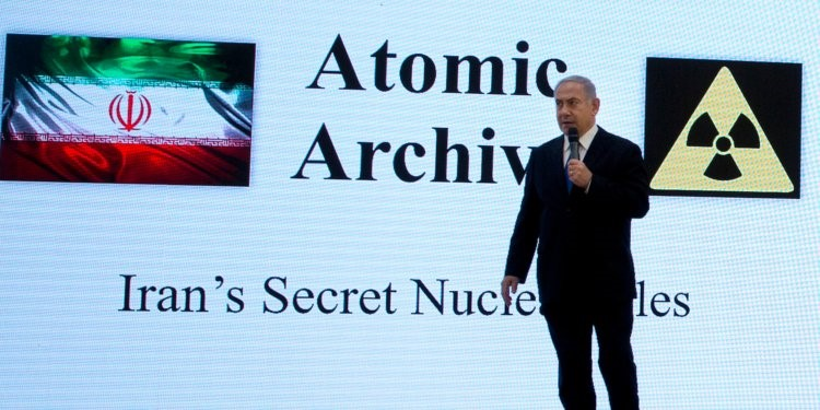 "Report Details ""Ocean's 11""-Style Mossad Raid Inside Iran To Steal Nuclear Secrets"