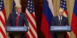 Trump – Putin Press Conference, Full and Unedited (Video, Captions)