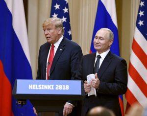 Putin stürzt die USA in eine tiefe politische Krise