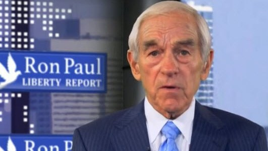 "Ron Paul Praises Trump's ""Peaceful Negotiations"" With Putin; Damns 'Deep State', Media Warmongers"