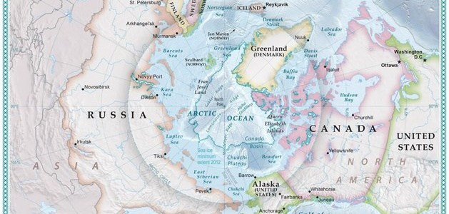 Rusland en China werken aan Arctische Zijderoute