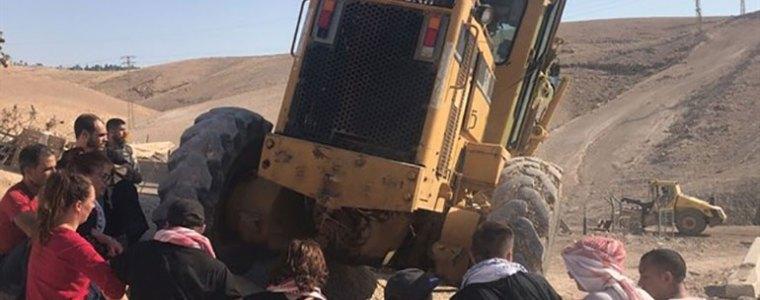 Nederlandse organisaties roepen regering op tot harde veroordeling ontruiming Khan al-Ahmar – The Rights Forum