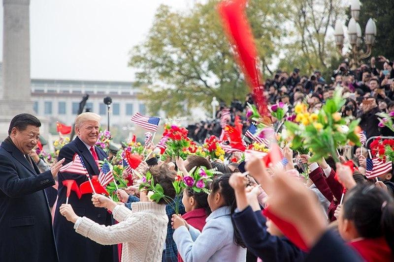 China zoekt steun tegen Amerikaanse unilateralisme | Uitpers