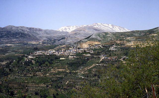 Israël zet door provocaties Golan weer op het spel