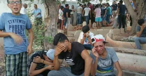 """Riffijnse activisten luiden alarmbel: """"Onze kinderen worden opgepakt"""""""