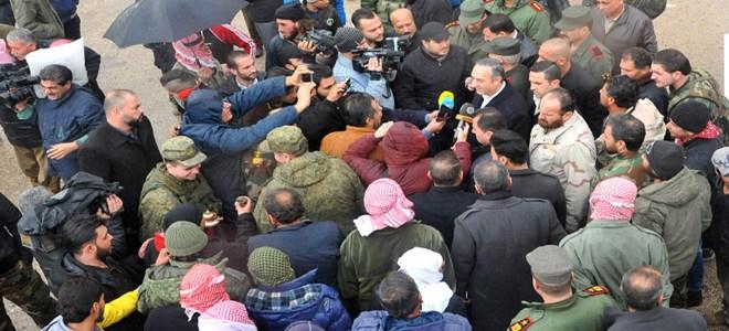 Bevrijding van Beit Jinn, Sednaya en westerse gesponsorde Hay'at Tahrir al-Sham en geheime vluchten via Shiphol naar Sednaya – Syrië! – FREESURIYAH